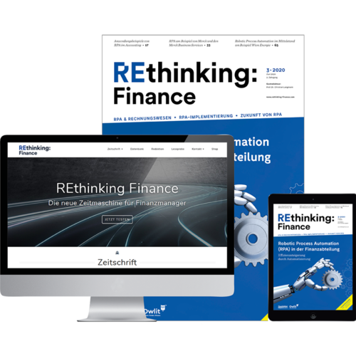 Rethinking Finance
