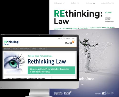 REthinking Law